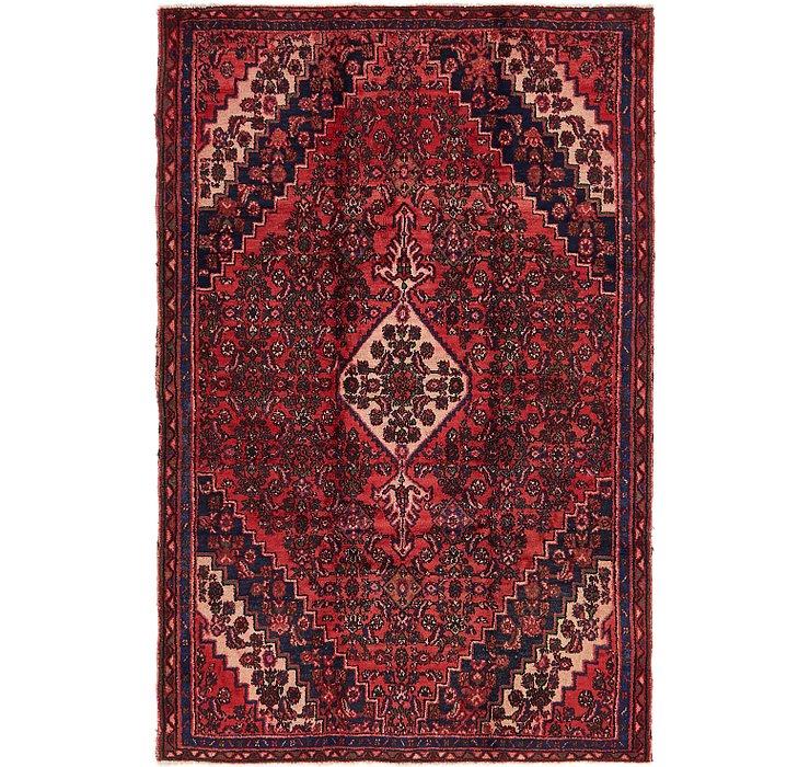 168cm x 267cm Joshaghan Persian Rug