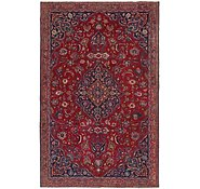 Link to 6' x 9' 6 Mashad Persian Rug