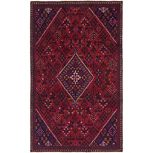 5' 4 x 9' Joshaghan Persian Rug