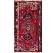 Link to 4' x 7' 8 Shiraz Persian Runner Rug