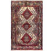 Link to 3' 3 x 5' 6 Chenar Persian Rug