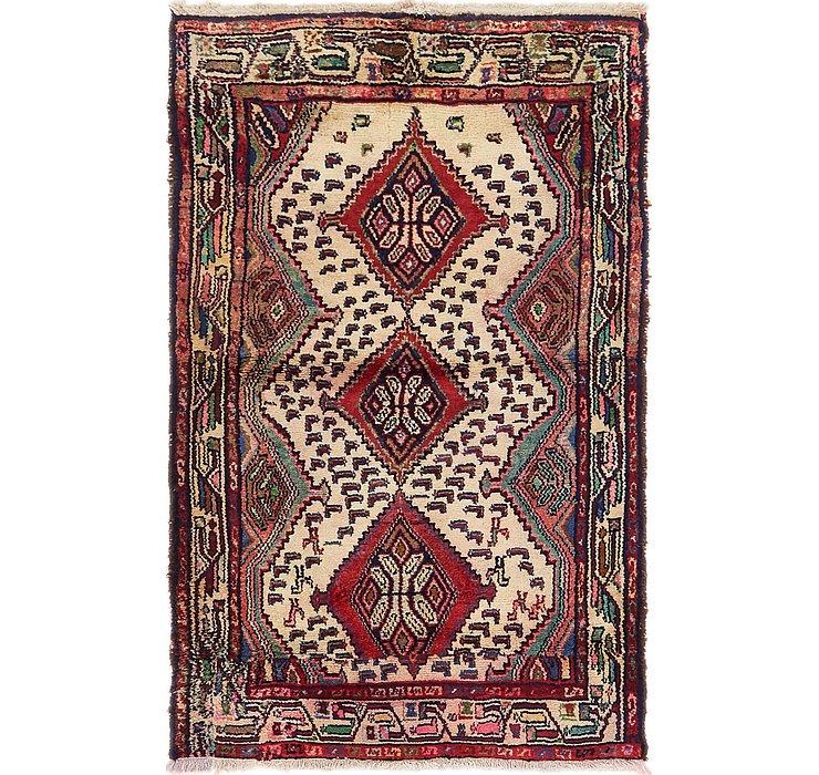 3' 3 x 5' 6 Chenar Persian Rug