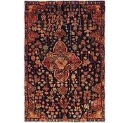Link to 3' 7 x 5' 7 Hamedan Persian Rug