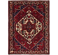 Link to 6' x 6' 8 Bakhtiar Persian Square Rug