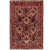 Link to 140cm x 205cm Bakhtiar Persian Rug