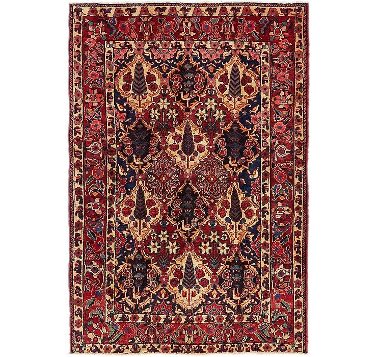4' 7 x 6' 9 Bakhtiar Persian Rug