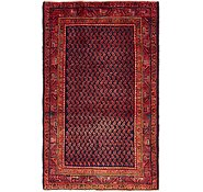 Link to 4' 3 x 7' Mahal Persian Rug