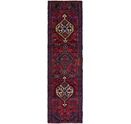 Link to 2' 8 x 9' 8 Hamedan Persian Runner Rug