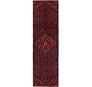 Link to 2' 9 x 10' Hossainabad Persian Runner Rug