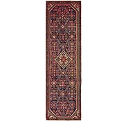 Link to 2' 8 x 9' 6 Hossainabad Persian Runner Rug