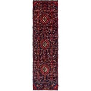 2' 10 x 10' 10 Mazlaghan Persian Runne...