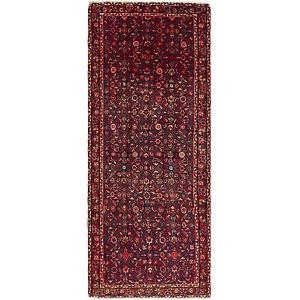 Unique Loom 3' 4 x 8' 8 Hossainabad Persian Run...