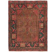 Link to 3' 5 x 4' 6 Hamedan Persian Rug