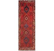 Link to 90cm x 280cm Hamedan Persian Runner Rug
