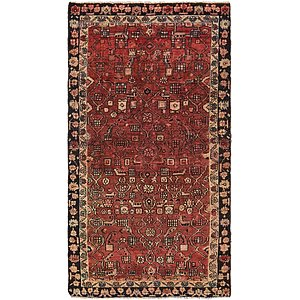 Unique Loom 3' 6 x 6' 8 Hamedan Persian Rug