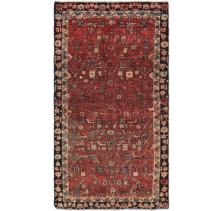 3' 6 x 6' 8 Hamedan Persian Rug