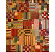 Link to 12' 5 x 15' Kilim Patchwork Rug