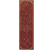 Link to 2' 5 x 9' 3 Hossainabad Persian Runner Rug