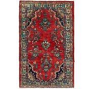 Link to 3' 5 x 5' 6 Liliyan Persian Rug