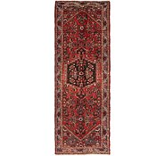 Link to 97cm x 297cm Hossainabad Persian Runner Rug