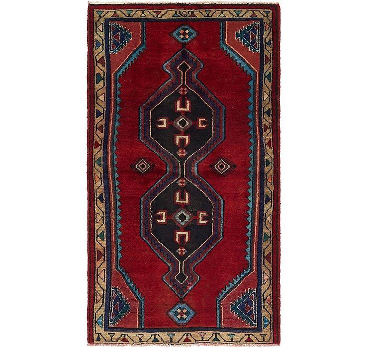 110cm x 200cm Hamedan Persian Rug