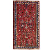 Link to 3' 4 x 6' 9 Hamedan Persian Runner Rug