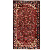 Link to 3' x 6' Hossainabad Persian Runner Rug