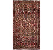 Link to 2' 10 x 5' 5 Hossainabad Persian Rug