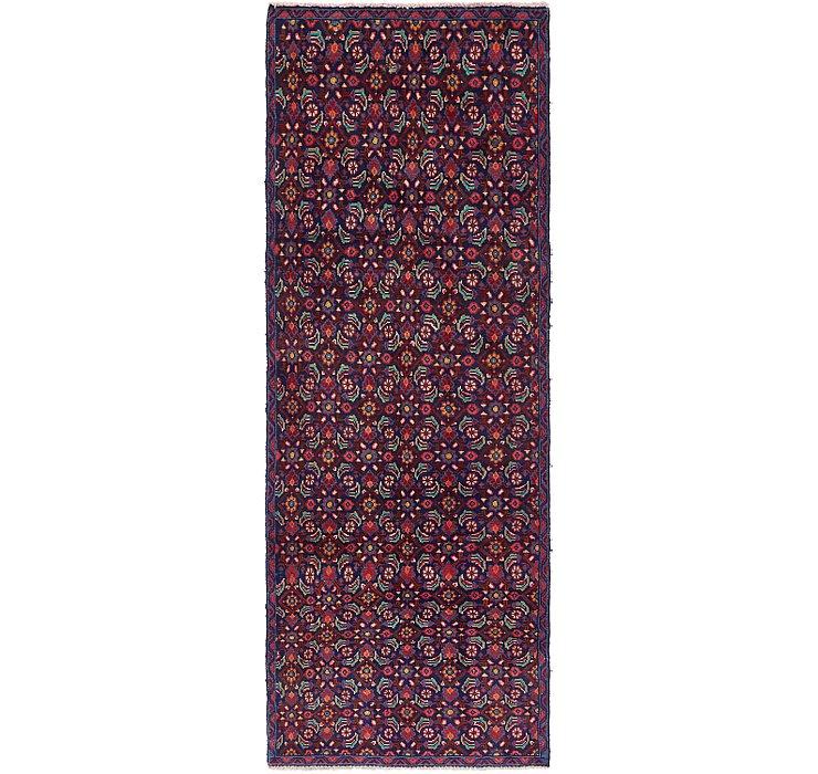 3' x 8' 10 Mahal Persian Runner Rug