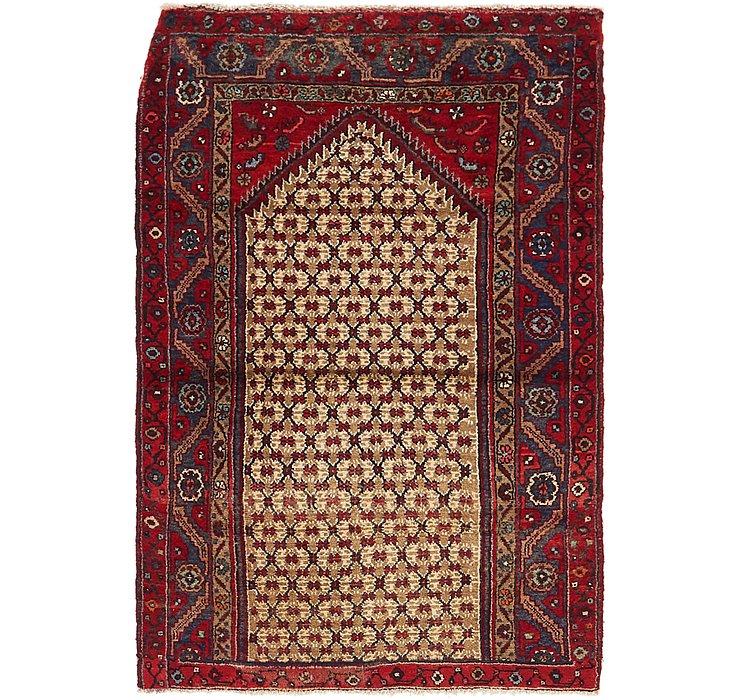 3' 4 x 5' Koliaei Persian Rug