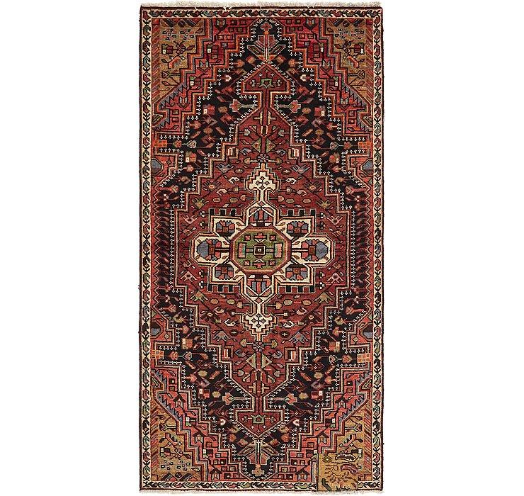 3' 4 x 7' Mazlaghan Persian Rug
