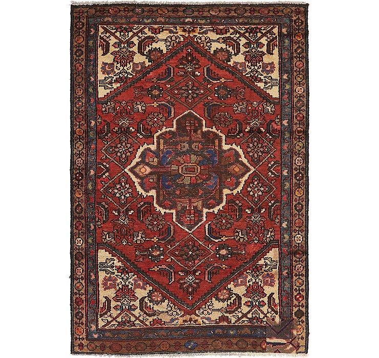 3' 8 x 5' 8 Hamedan Persian Rug