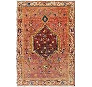 Link to 3' 6 x 5' 4 Hamedan Persian Rug