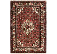Link to 3' 5 x 5' 2 Hossainabad Persian Rug