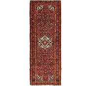 Link to 3' 10 x 10' 8 Hossainabad Persian Runner Rug
