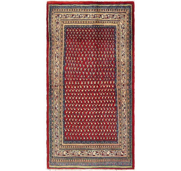 3' 7 x 7' 7 Mahal Persian Runner Rug