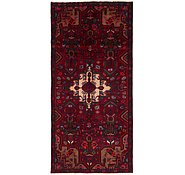 Link to 3' 10 x 8' Hamedan Persian Runner Rug