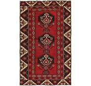 Link to 3' 7 x 6' 3 Ferdos Persian Rug