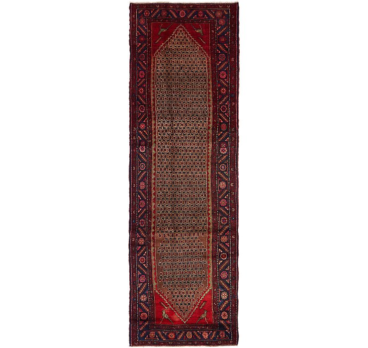 3' 6 x 12' Koliaei Persian Runner ...
