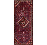 Link to 3' 7 x 8' 8 Farahan Persian Runner Rug