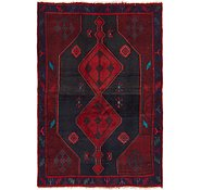 Link to 4' x 5' 9 Hamedan Persian Rug