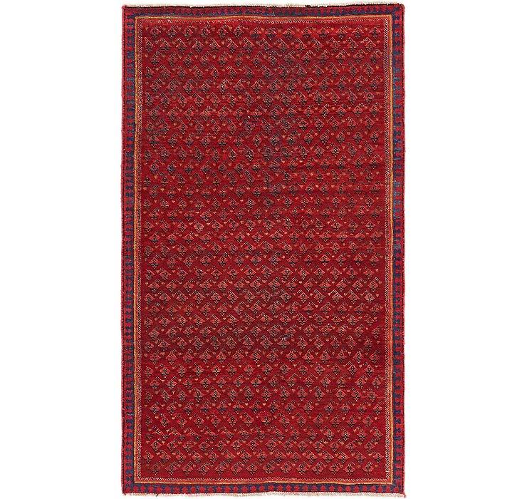 3' 3 x 5' 7 Mahal Persian Rug