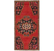Link to 2' 9 x 5' 7 Mazlaghan Persian Rug