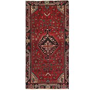 Link to 3' 7 x 7' 6 Khamseh Persian Runner Rug
