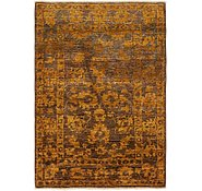 Link to 2' 7 x 4' Over-Dyed Ziegler Rug
