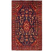 Link to 4' 2 x 7' 3 Hamedan Persian Runner Rug