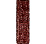 Link to 3' 10 x 13' 4 Hossainabad Persian Runner Rug