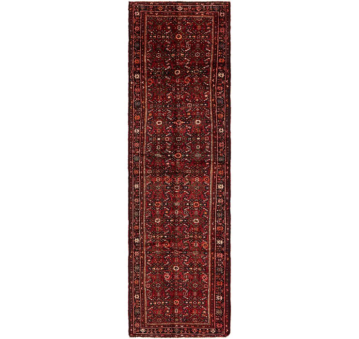 117cm x 405cm Hossainabad Persian Run...