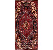 Link to 4' x 8' 7 Nahavand Persian Runner Rug