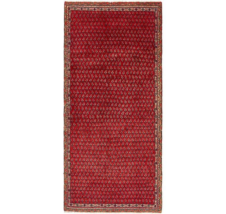 4' x 8' 7 Mahal Persian Runner Rug